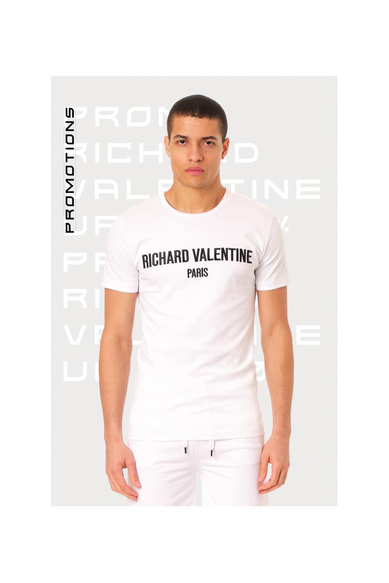 """Sweat Blanc """"Paolo"""""""